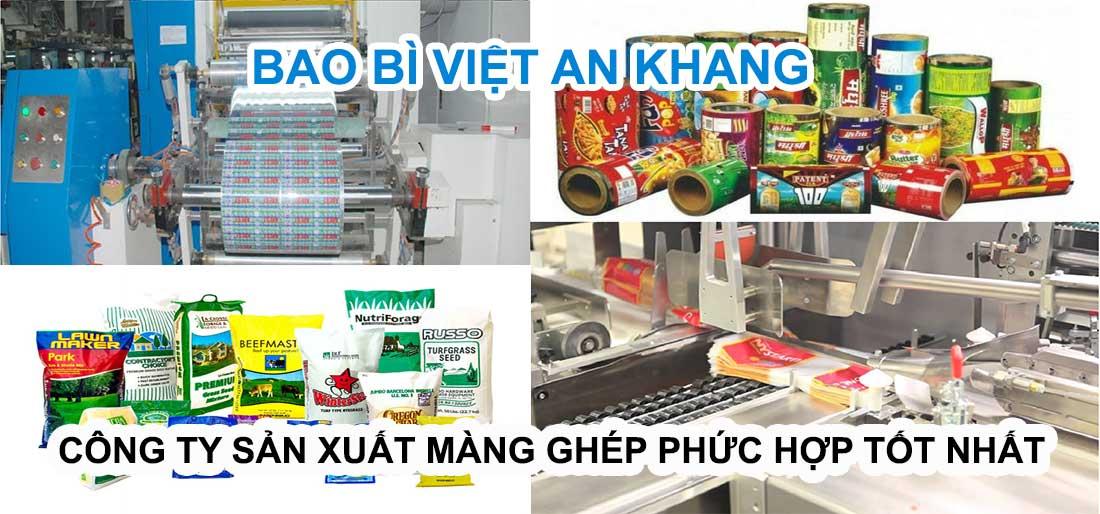 Việt an khang cung cấp sản xuất màng ghép phức hợp tốt nhất