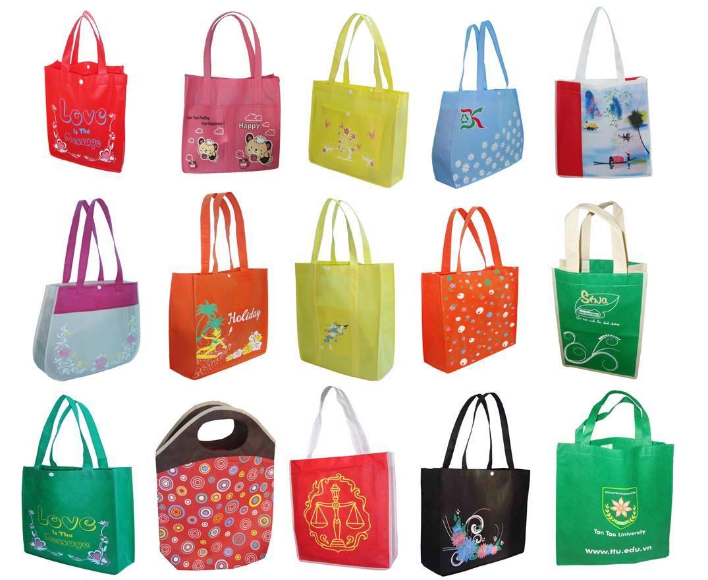 Túi vải không dệt chất lượng thân thiện môi trường