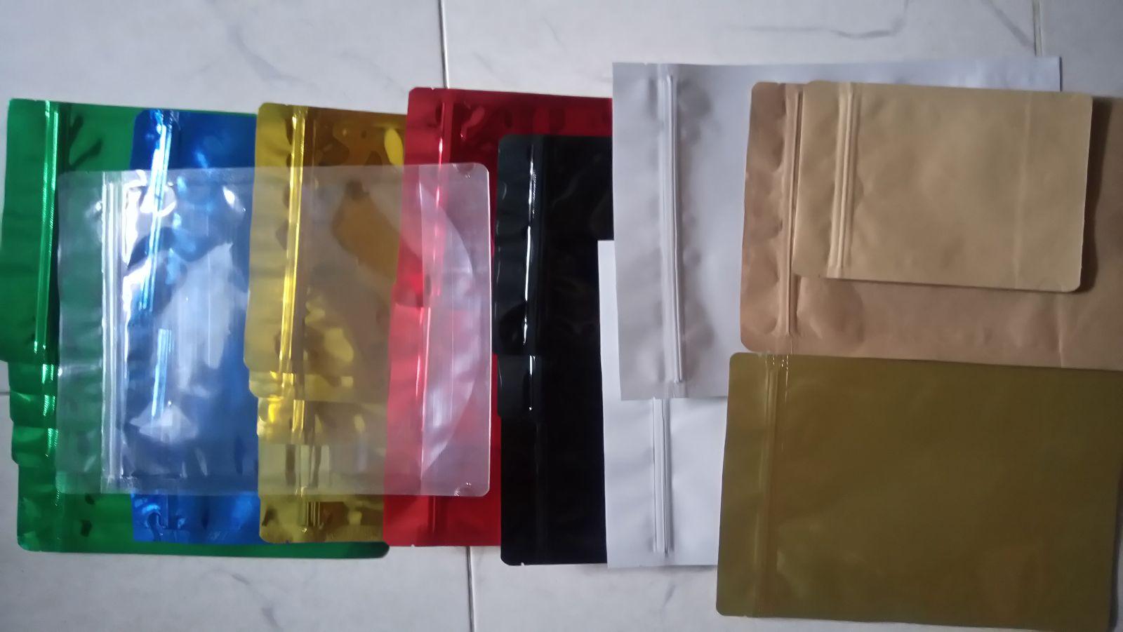 Các loại túi ép 3 biên phổ biến